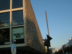 新しく改装されたドイツオペラ