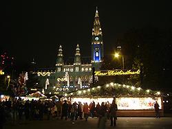 ウイーン市庁舎