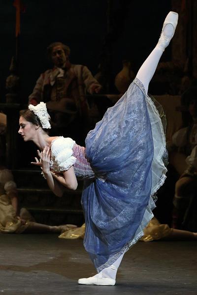 イングリッシュ・ナショナル・バレエ『コッペリア』祈り サマースケールズ photo/Angela Kase