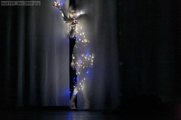 ダンス・アンソロジー 新作ソロダンス公演 平山素子振付『After the lunar eclipse/月食のあと』 写真:南部辰雄