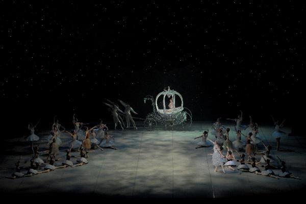 BALLET NEXT 2010 市川透:振付『シンデレラ』