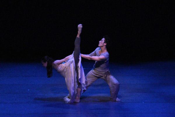 バレエスタジオ・エム・ドゥ『transform』 写真:むらはし和明