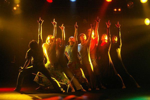佐藤小夜子DANCE LABORATORY 『ダンス日記 vol.2ー笑顔の法則ー』 (C)ダンスカフェ YASKEI