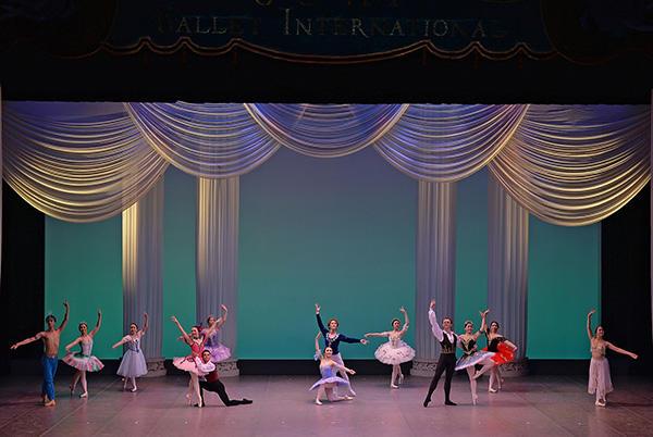 越智インターナショナルバレエ 第33回フレッシュバレリーナフェスティバル 撮影:田中聡(テス大阪)