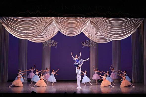 第34回フレッシュバレリーナフェスティバル 時の踊り〜オペラ「ジョコンダ」より〜 渡辺 梢、ワディム・ソロマハ