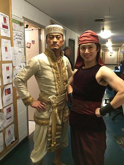 渡辺謙と「王様と私」の舞台裏で