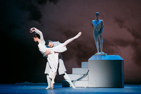 Photo Credit: Karolina Kuras, courtesy of The National Ballet of Canada