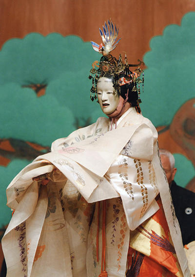 Photo provided by Kanze Noh Theatre