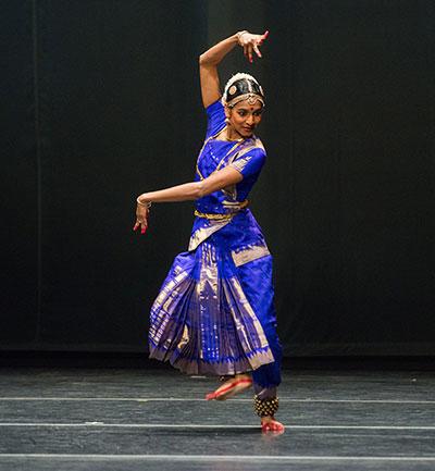 Shantala Shivalingappa Photo (C) Stephanie Berger