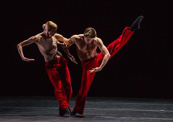 ネザーランド・ダンス・シアター Photo (C) Stephanie Berger