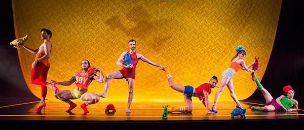 """Death Defying Dances"" by Arthur Pita. Photo by Yi-Chun Wu."