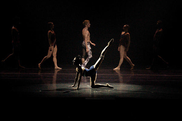 "Company in ""Star Dust"" Photo Breeann Birr"