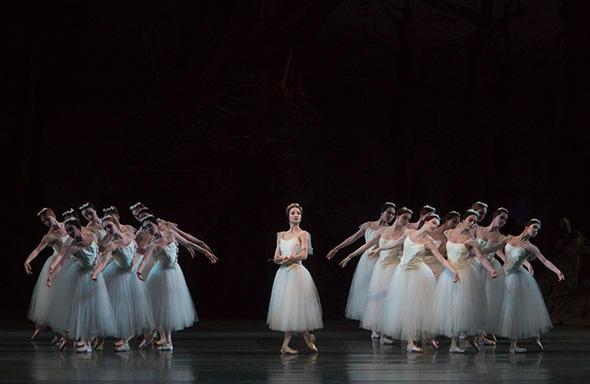 Christine Shevchenko in Giselle. Photo: Erin Baiano.