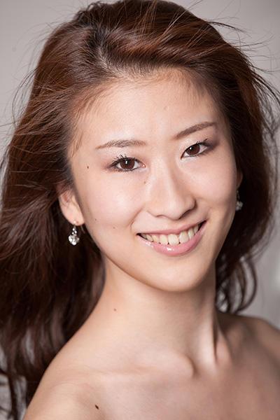 Kaho Ogawa's headshot.  Photo by Rosalie O'Connor.