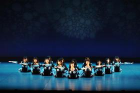 びわ湖から未来へ~飛翔するバレエダンサー達 『地球族』 撮影:古都栄二(テス大阪)