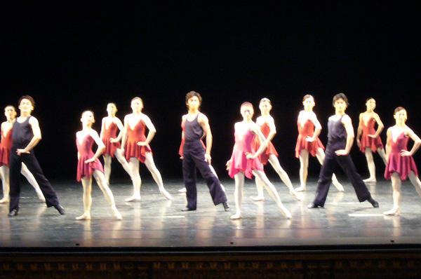 全京都洋舞協議会グアダラハラ公演 『インタープレイ』中西貴子、武藤天華
