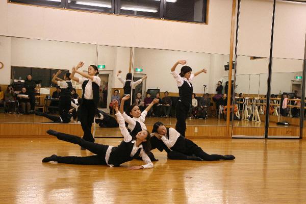 全京都洋舞協議会グアダラハラ公演 『ララバイ』 (公開リハーサル・筆者撮影)