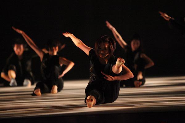 神戸女学院音楽学部音楽学科舞踊選考 第4回公演 『Patch work』 撮影:宗石 佳子