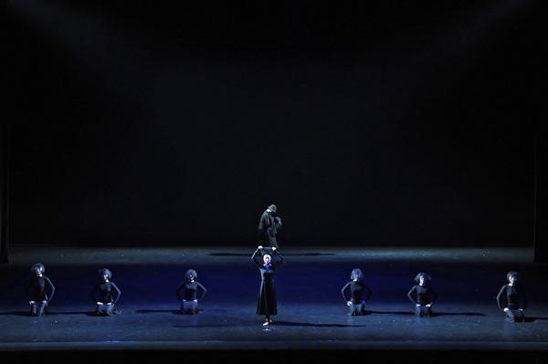 『お葬式』 撮影:古都栄二(テス大阪)