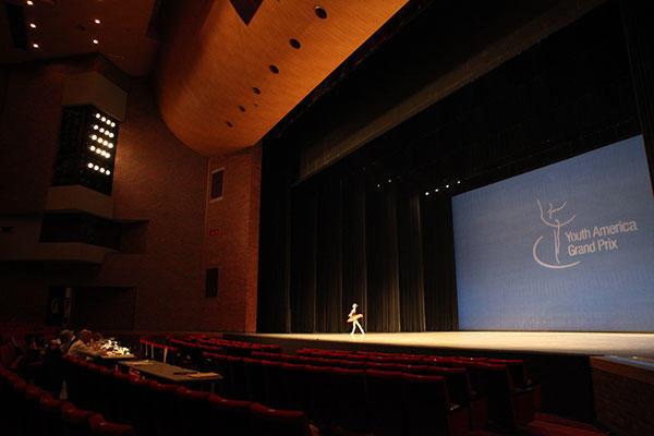 YAGP2016日本予選 クラシック部門ファイナル審査 撮影:本橋亜弓(スタッフ・テス)