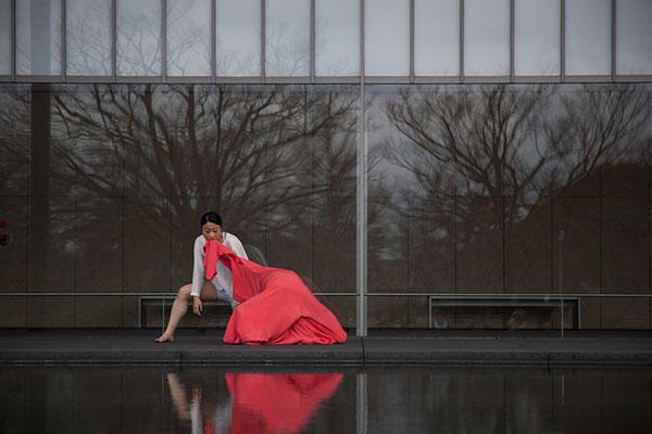 「もののあはれ」苫野美亜 撮影:©Ituka Sato