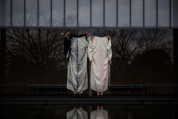 「もののあはれ」苫野美亜、松岡大 撮影:©Ituka Sato