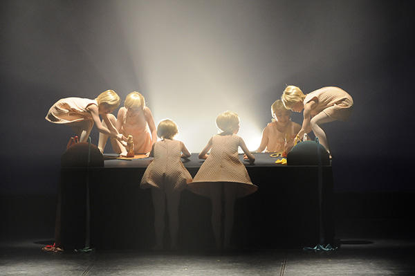 『やさしいひとたち』撮影:テス大阪