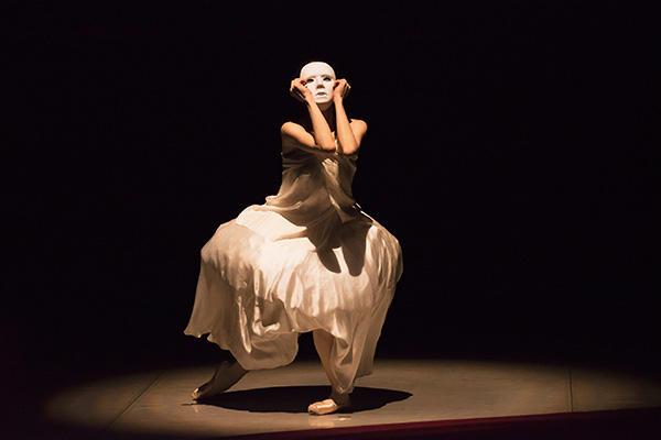 ジュール・マスネ「タイスの瞑想曲」針山愛美 撮影:OshidaーT