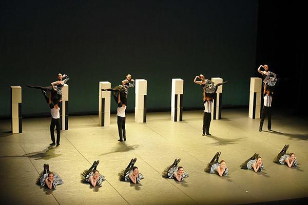 『ピアノ・ブギ・ウギ』 撮影:金原優美(テス大阪)
