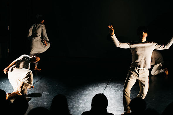 山本和馬『Rehearsal of Heaven』撮影/岩本順平