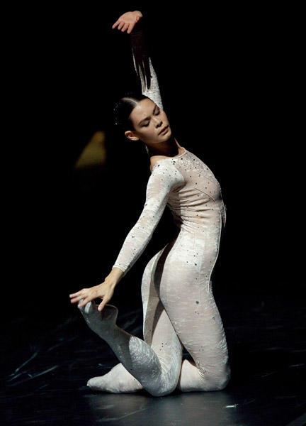 パリ国立オペラ座バレエ団 『輝夜姫』アリス・ルナヴァン  (C) Anne Deniau / Opéra national de Paris