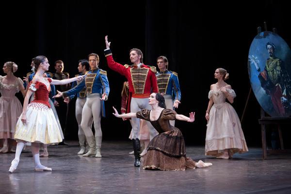 『パキータ』 (C)Agathe Poupeney/Opéra national de Paris