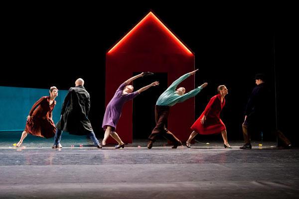 『一種の・・・』 (C)Agate Poupeny/Opéra national de Paris