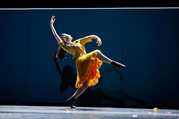 『一種の・・・』ミテキ・クドー (C)Agate Poupeny/Opéra national de Paris