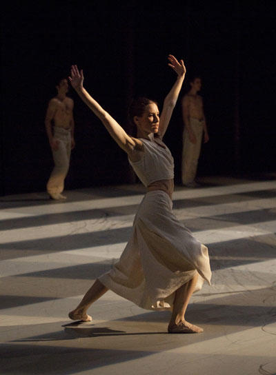 イリ・キリアン振付「輝夜姫」 Photos Anne Deniau / Opéra national de Paris