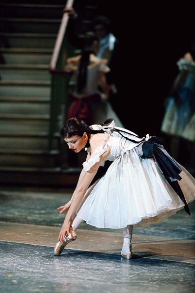 「 ドガの小さな踊り子」 Photo Icare / Opéra national de Paris