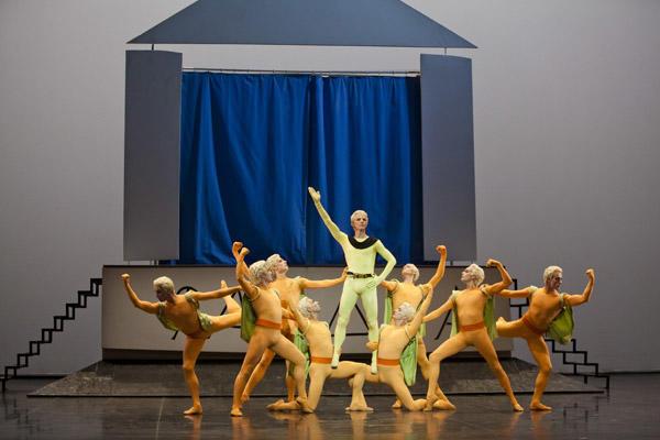 「フェードル」カール・パケット © Opera national de Paris / Agathe Poupeney