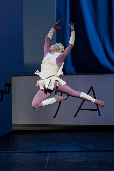 「フェードル」ニコラ・ル・リッシュ © Opera national de Paris / Agathe Poupeney