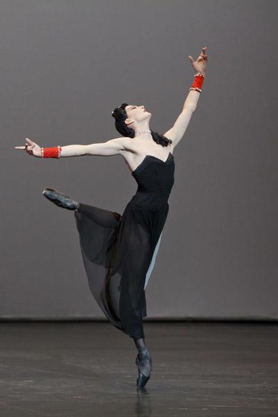 「フェードル」マリ=アニエス・ジロー © Opera national de Paris / Agathe Poupeney