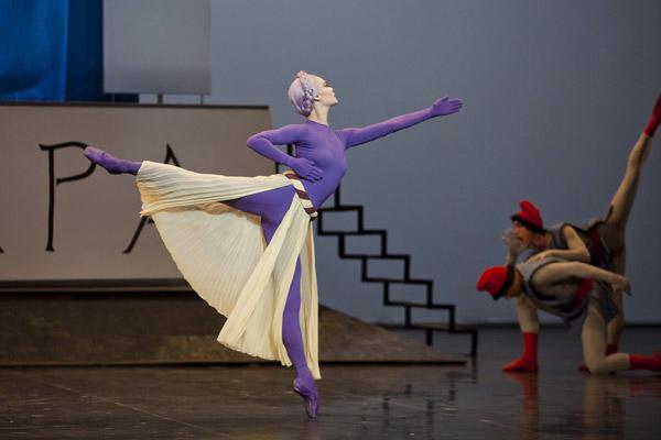 「フェードル」アリス・ルナヴァン © Opera national de Paris / Agathe Poupeney