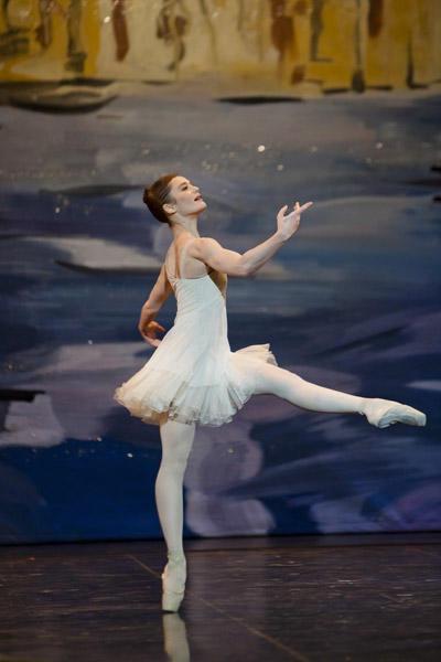 「プシュケー」オーレリー・デュポン © Opéra national de Paris / Agathe Poupeney