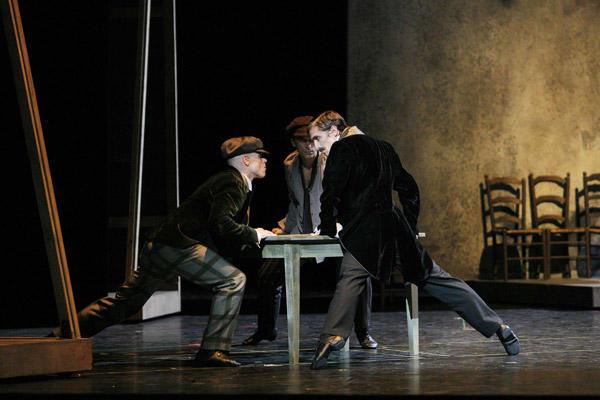 『天井桟敷の人々』 Photos Sébastien Mathé / Opéra national de Paris