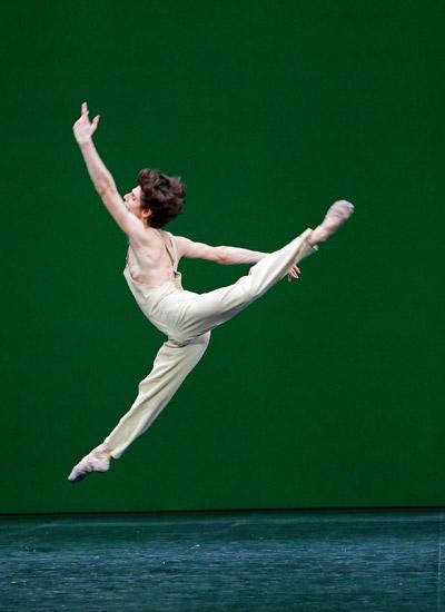 「シルヴィア」 Photo Agathe Poupeney / Opéra national de Paris