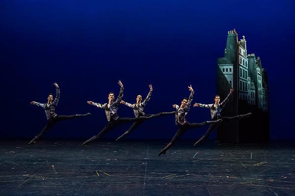 『天井桟敷の人々』(C) Opéra national de Paris/ Charles Duprat