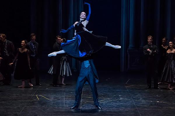 『天井桟敷の人々』ノルヴェン・ダニエル (C) Opéra national de Paris/ Charles Duprat