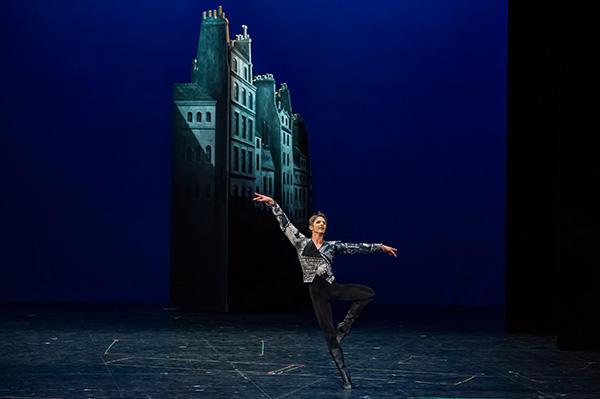 『天井桟敷の人々』パケット (C) Opéra national de Paris/ Charles Duprat