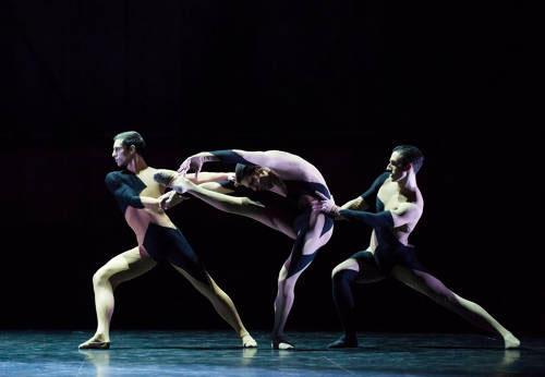 『アレア・サンズ』 (C) Julien Benhamou/Opéra national de Paris