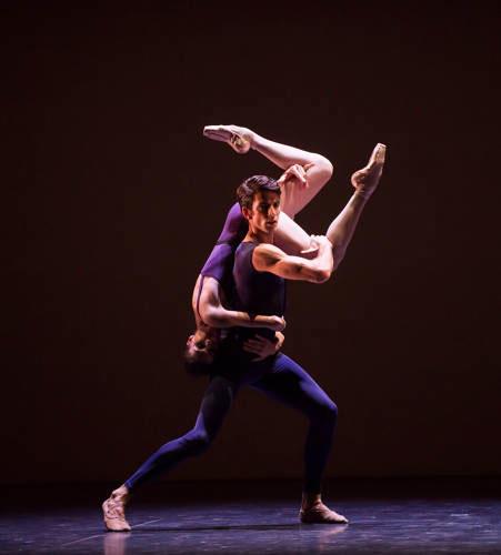 『ポリフォニア』(C) Julien Benhamou/Opéra national de Paris
