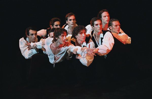 「アルルの女」 photo Icare/ Opéra national de Paris