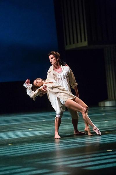 「ル・パルク」 photo Laurent Philippe/ Opéra national de Paris